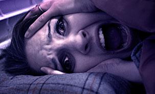 Hommes et femmes rêvent également  à des possessions par des esprits maléfiques. (Photo: Bryan Gosline)